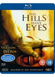 the hills have eyes - Blu-Ray