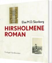hirsholmene - bog
