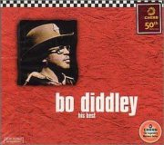bo diddley - his best - cd