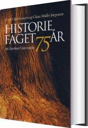 historiefaget på aarhus universitet i 75 år - bog
