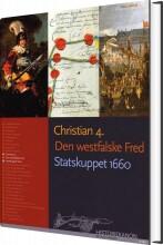 historiekanon, christian 4. den westfalske fred, statskuppet 1660 - bog