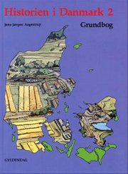 historien i danmark 2 - bog
