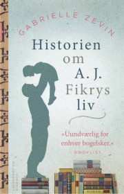 historien om a.j. fikrys liv - bog