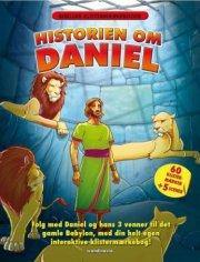 klistermærkebog - historien om daniel - Kreativitet