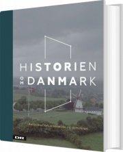 historien om danmark - bind 2 - bog