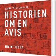 historien om en avis - bog