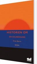 historien om en solnedgang - bog