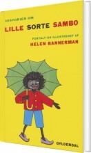 historien om lille sorte sambo - bog