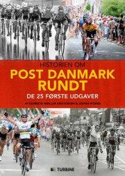 historien om post danmark rundt - bog
