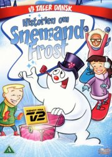 historien om snemand frost - tv2 / legend of frosty the snowman - DVD