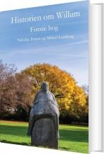 historien om willum, første bog - bog