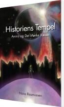 historiens tempel - bog
