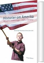 historier om amerika - bog