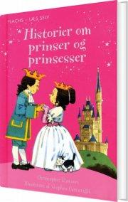 historier om prinser og prinsesser - bog