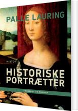 historiske portrætter - bog