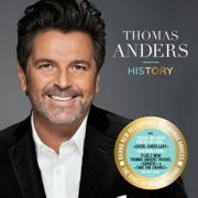 thomas anders - history - cd