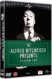 hitchcock presents - sæson 2 - DVD