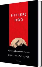 hitlers død - bog