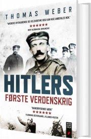 hitlers første verdenskrig - bog