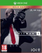 hitman 2 (gold edition) - xbox one