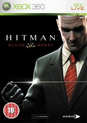 hitman: blood money - xbox 360