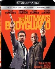 the hitman's bodyguard - 4k Ultra HD Blu-Ray