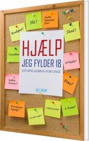 hjælp jeg fylder 18 - bog