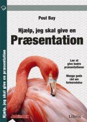 hjælp, jeg skal give en præsentation - bog