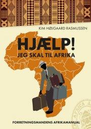 hjælp! jeg skal til afrika - bog