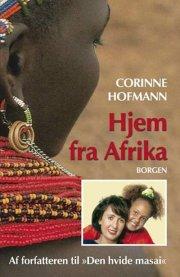 hjem fra afrika - bog