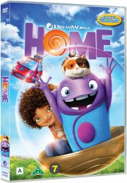 hjem / home - dreamworks - DVD