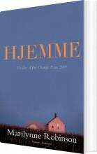 hjemme - bog