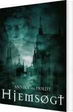 hjemsøgt - bog