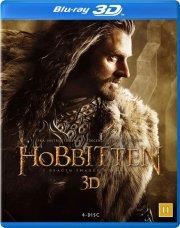 hobbitten 2 dragen smaugs ødemark / the hobbit 2 the desolation of smaug - 3D Blu-Ray