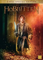 hobbitten 2 - dragen smaugs ødemark / the hobbit - the desolation of smaug - DVD