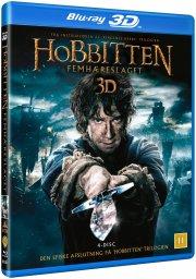 hobbitten 3 femhæreslaget / the hobbit 3 the battle of the five armies - 3D Blu-Ray
