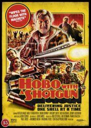 hobo with a shotgun - DVD