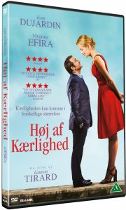 høj af kærlighed / un homme à la hauteur - DVD