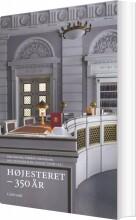 højesteret - 350 år - bog