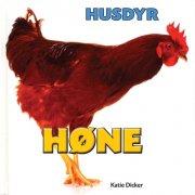 husdyr - høne - bog