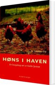 høns i haven - bog
