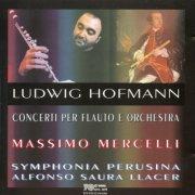 hofman:concertos for flute - hofman:concertos for flute - cd