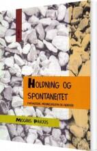 holdning og spontaneitet - bog