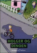 holger og dinoen - bog