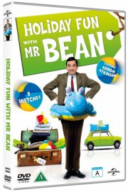 holiday fun with mr. bean - DVD