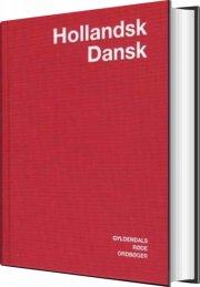 hollandsk-dansk ordbog - bog