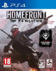 homefront: the revolution day one edition (playstation 4) - PS4