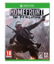 homefront - the revolution - xbox one