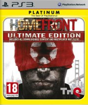 homefront ultimate edition (platinum) - PS3