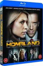 homeland - sæson 2 - Blu-Ray